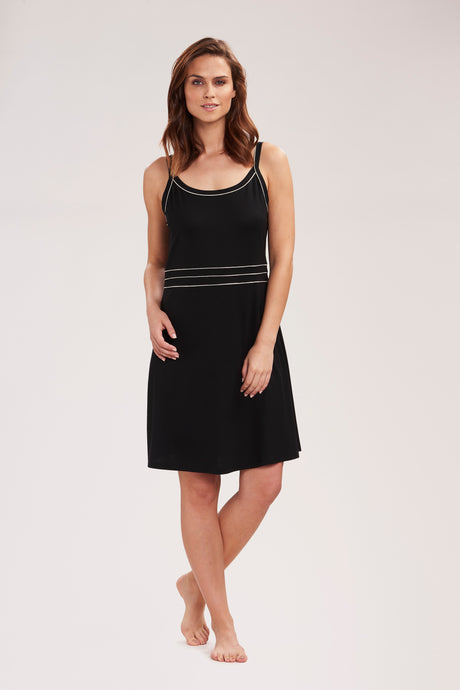 Feraud Strappy Dress 3195045 BLACK