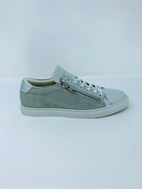 Pedro Costa Trainers - Lenna - White/Silver SS20