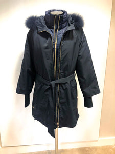 Luis Civit 4 in 1 Navy Coat