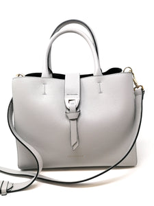 Coccinelle Alba Leather Grab Handle Bag