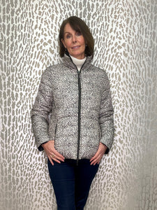 Rino & Pelle Reversible Quilted Coat
