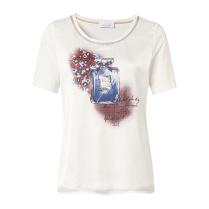 SE Just White T-Shirt