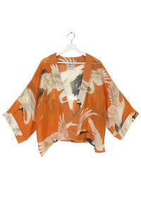 One Hundred Stars Stork Kimono