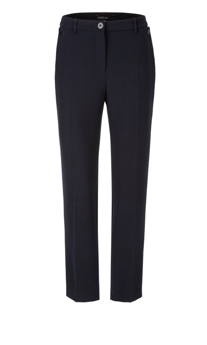 Marc Cain Additions Navy Trousers