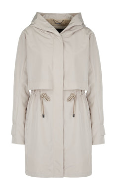 Marc Cain Collection Parka NC 12.03 W55 Beige