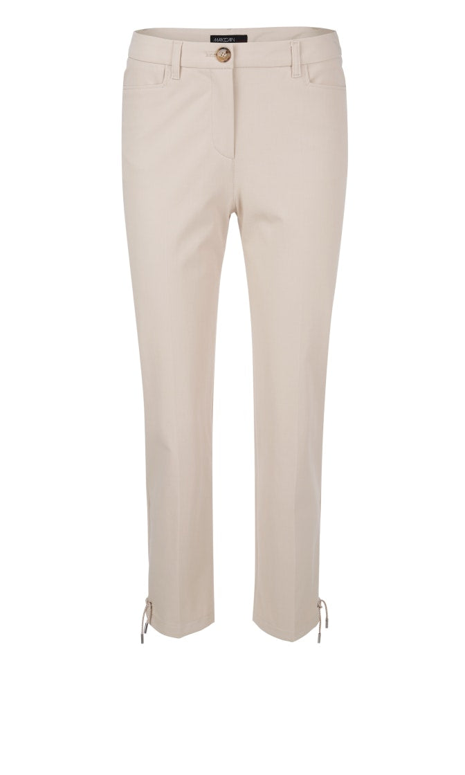 Marc Cain Collection Trousers NC 81.47 W64 Stone
