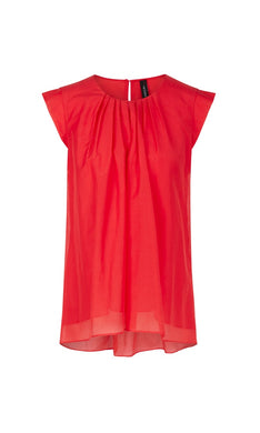 Marc Cain Collection Top NC 61.12 W52 Red