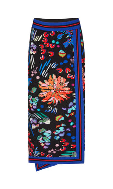 Marc Cain Collection Skirt NC 71.41 J23 Multi