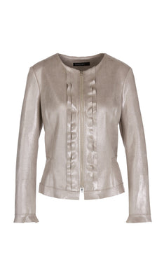 Marc Cain Collection Jacket NC 31.40 J13 Pewter