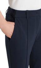 Marc Cain Navy Trousers with Lace Details