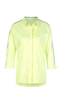 Marc Cain Sport Shirt NS 51.19 W49 Lime/White