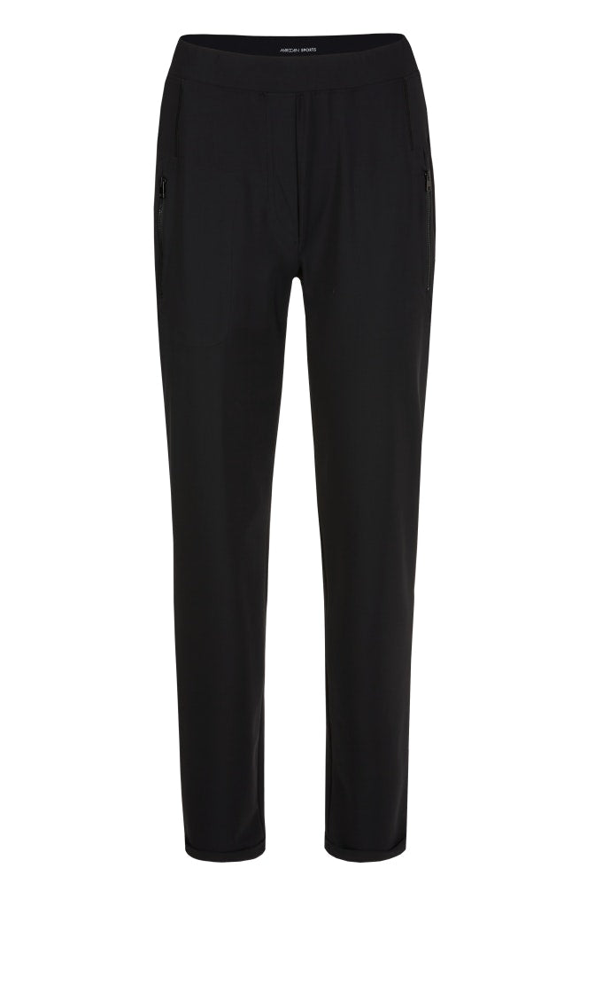 Marc Cain Sports Trousers NS 81.04 J40 Black