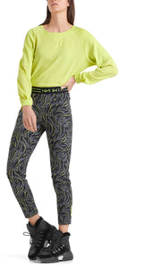 Marc Cain Sport Lime Tunic