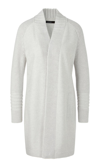 Marc Cain Sport Boiled Wool Cardigan