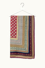 One Hundred Stars MOORISH Scarf BURGUNDY