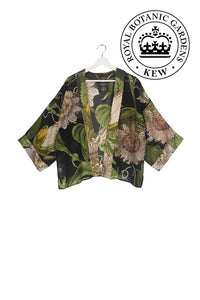One Hundred Stars Passion Flower Kimono