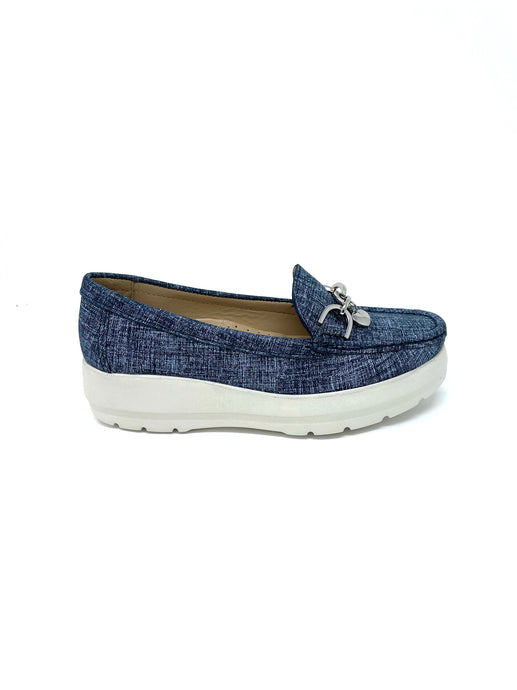 Lisa Kay Denim Loafers