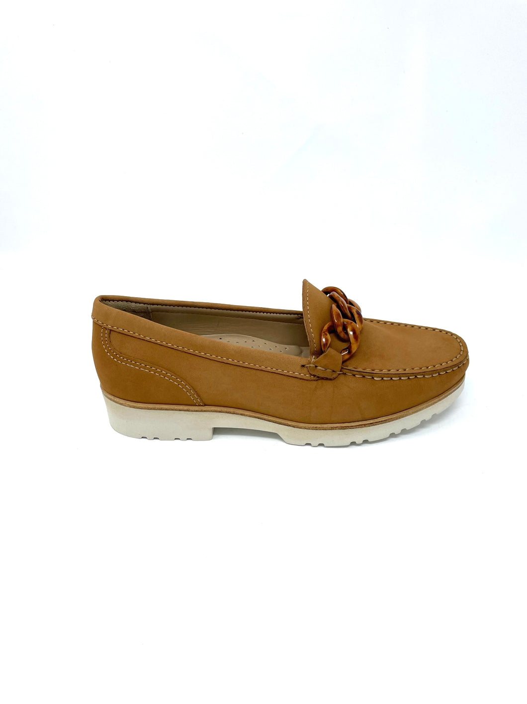 Lisa Kay Tan Loafers