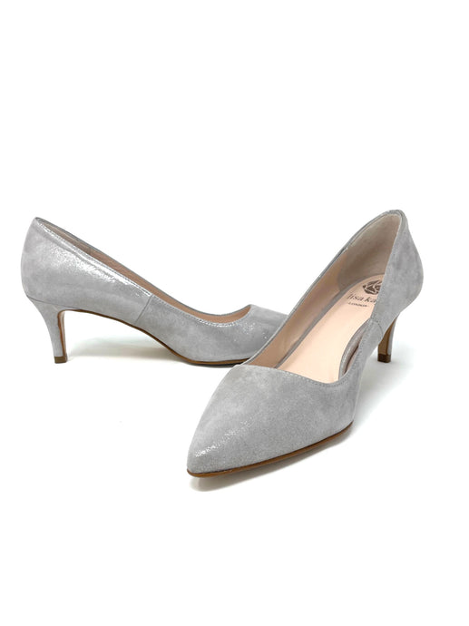 Lisa Kay Shimmer Court Shoe