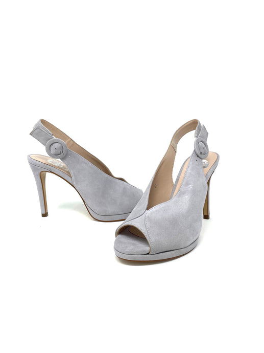 Lisa Kay Platform Peep Toe Shoes