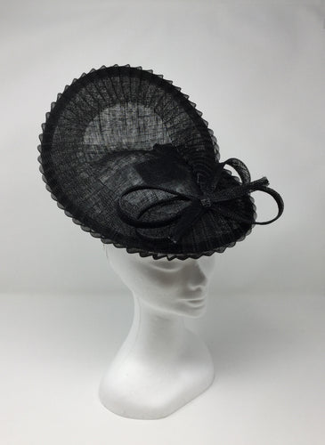 Max & Ellie Fascinator ML19-CD5 BLACK