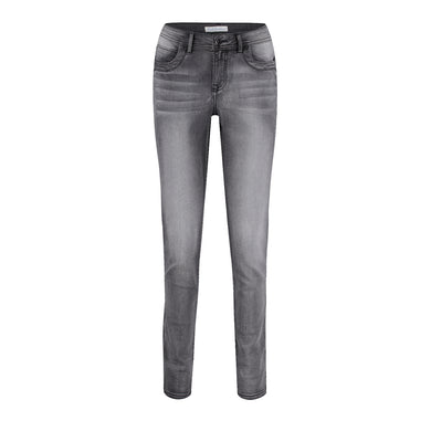 Red Button Silver Vintage Jeans