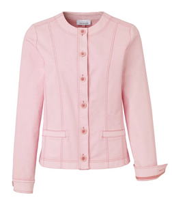 SE Just White Jacket - 42324 - Pink SS20