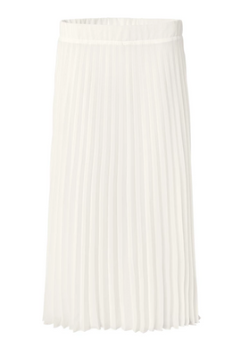 SE Just White Pleated Skirt - 42259 - White SS20