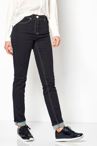 Toni Slim Fit Jeans 12-39 1225-1 BE LOVED DARK DENIM