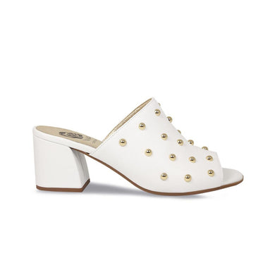 Lisa Kay Bellina Mules - White
