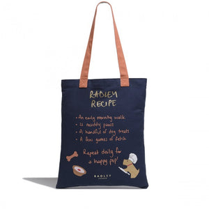 Radley Life Is What You Bake It Tote Bag