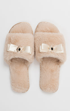 Pia Rossini Honey Slippers