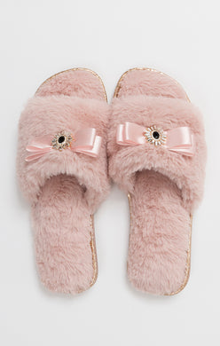 Pia Rossini Blush Slippers