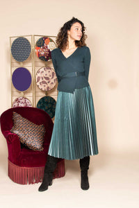 Derhy Skirt Dress - Feodale