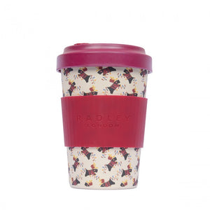 Radley Wrapped Up Bamboo Coffee Cup