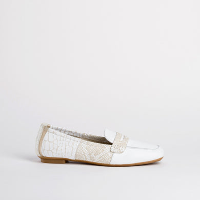 Reqins Loafers - Hagar - Off White - SS20
