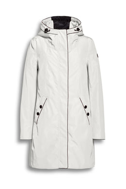Creenstone Parka - Heather 8030 - Off White - SS20