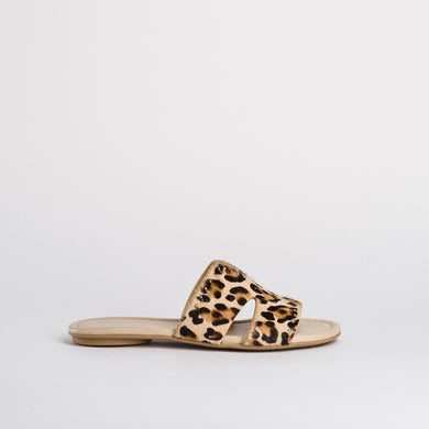 Reqins Sliders - Kobe Jaguar - Animal Print SS20