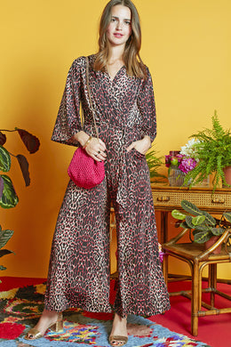 Onjenu Laurie Jumpsuit LEO BERRY