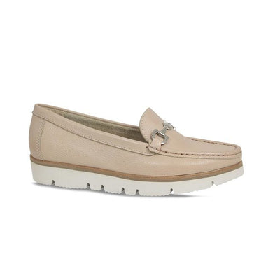 Lisa Kay Loafer - Floss - Nude