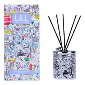 Lavender & Lillie London Dover Street Reed Diffuser