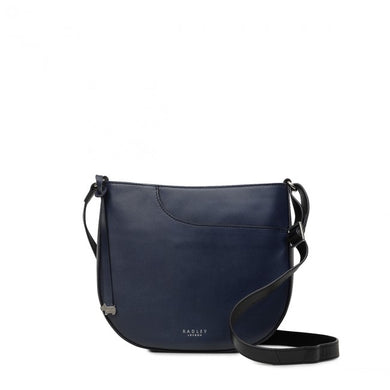 Radley Medium Zip-Top Cross Body Bag - London Pockets