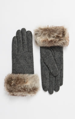 Pia Rossini Wool Gloves