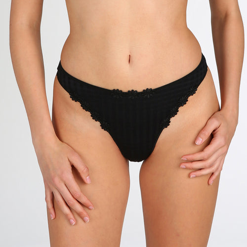 Marie Jo Avero 0600414 Thong Black