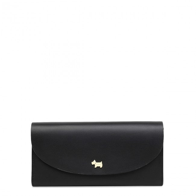 Radley Saxon Road Black Matinee Purse