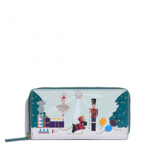 Radley Little Drummer Dog Matinee Purse