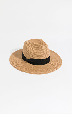 Pia Rossini Tobago Summer Hat - Sand - TOB001