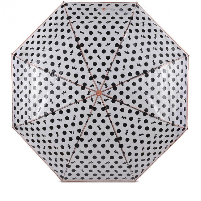 Radley Polka Dot Poe Umbrella