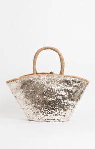 Pia Rossini Valerie Basket - Gold - VAL01370