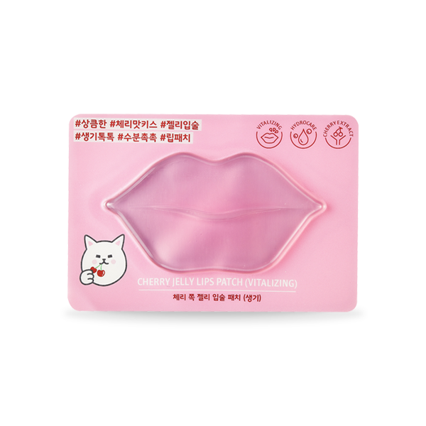 ETUDE HOUSE Cherry Jelly Lip Patch (Vitalizing)